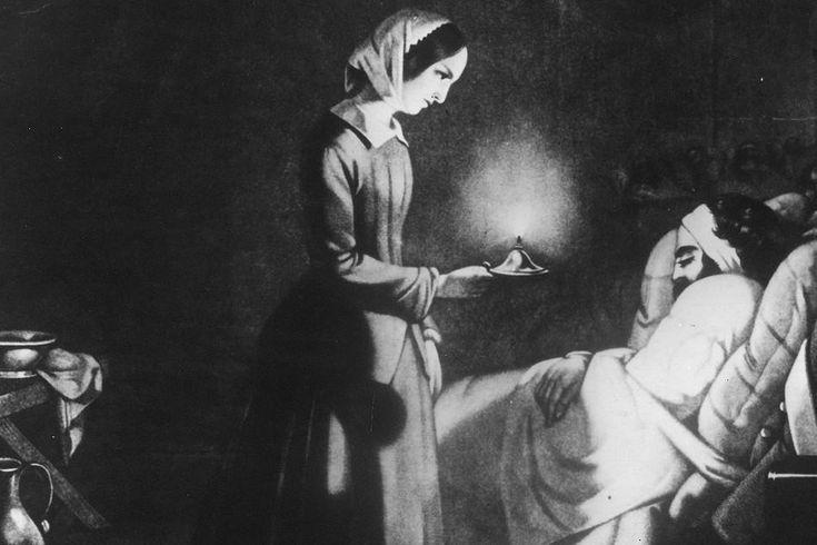 Cómo Florence Nightingale aprovechó sus dotes matemáticas para salvar vidas http://bbc.in/1Hg5EmJ