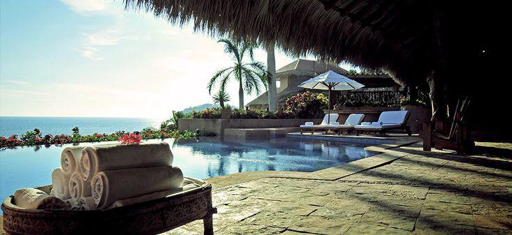 Suite villa ensueno : La casa que canta hotel Ixtapa Zihuatanejo : Luxury suite hotel Ixtapa Zihuatanejo, 5 stars suite hotel Ixtapa Zihuatanejo