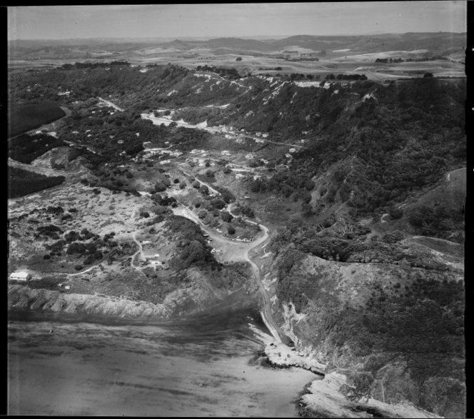 Muriwai Beach 1953