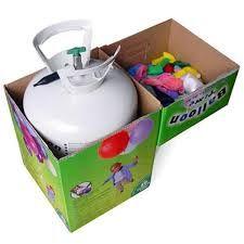 bombona helio perfecta para fiesta infantil en www.martinfloressl.es Ideal para deocración de candy bar o Comunión