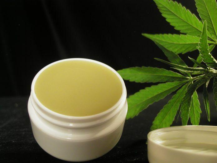crema marihuana medicinal