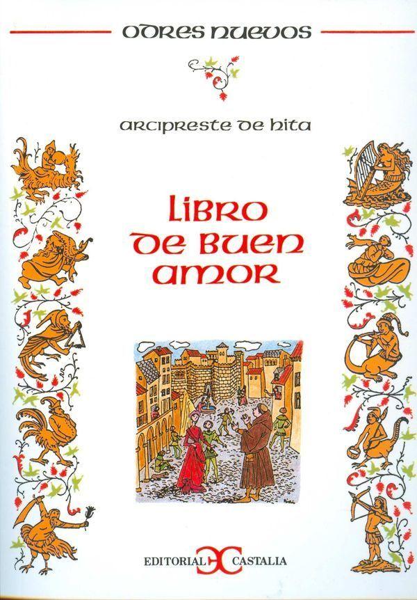 LIBRO DE BUEN AMOR (19ª ED.) - ARCIPRESTE DE HITA - 9788470390265 ...