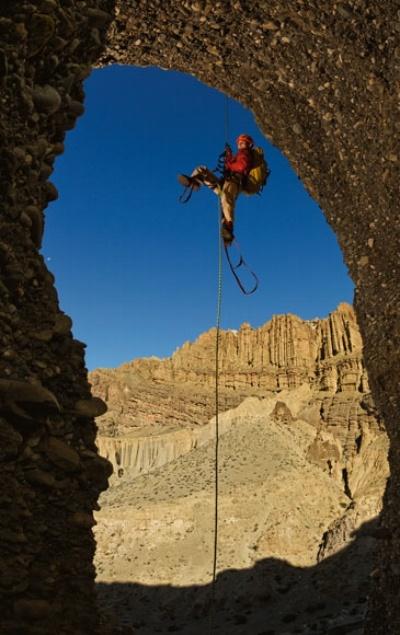 Le grotte celesti del Nepal