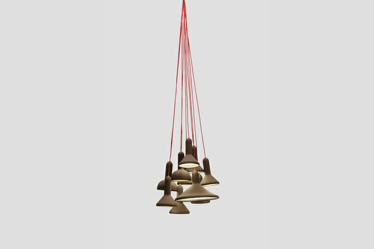 Torch Light by Sylvain Willenz - Established & Sons