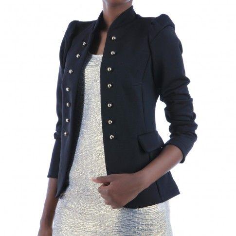 les 25 meilleures id es concernant veste officier femme sur pinterest veste officier manteau. Black Bedroom Furniture Sets. Home Design Ideas