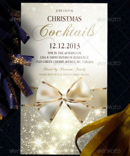Christmas Party Invitation Wording Samples and card. Download this card for your Christmas party. Send greetings to your friend, customer, partner and lover or boyfriend.