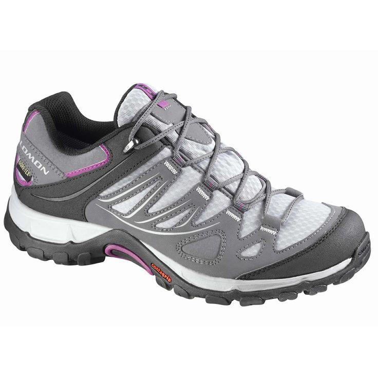 chaussures de randonnee pour femme salomon elipse gore tex