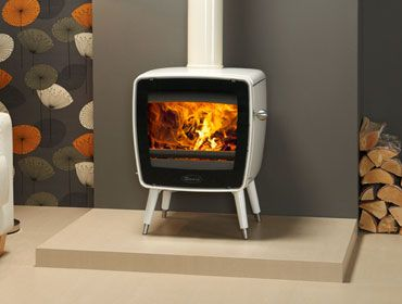 Dovre Wood Burning Stoves & Fires - Scandinavian Stoves. Vintage but contemporary and very efficient a nice combination and it looks stunning.