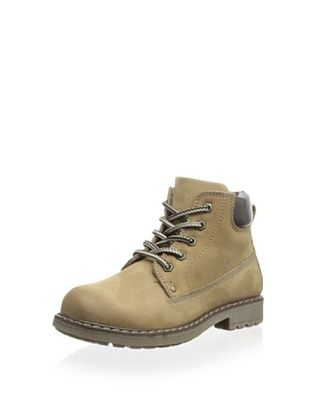 66% OFF Romagnoli Kid's Casual Boot (Khaki/Maroon/Brown)