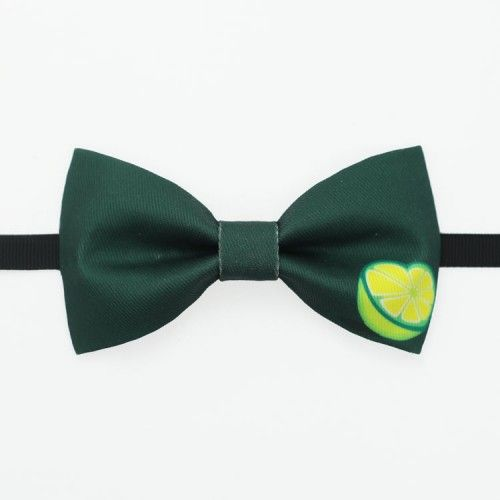 Lime bow tie bow tie fashion trend gift
