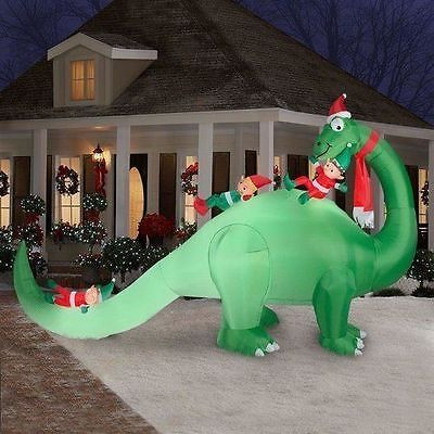 63 best Christmas Inflatables images on Pinterest | Yards, Outdoor ...