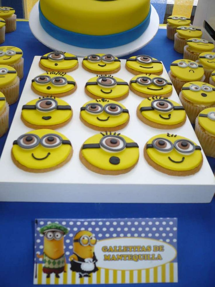 Minions party | CatchMyParty.com no spanish involved all in english