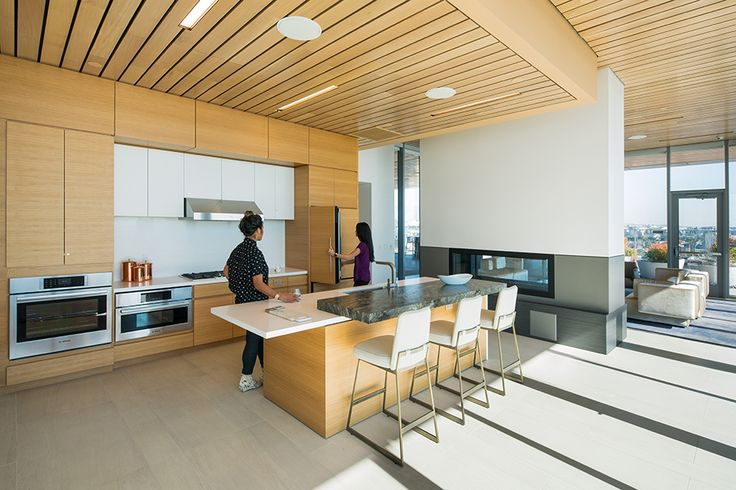 86 best urban mixed use steinberg images on pinterest for Residential clubhouse designs