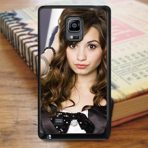 Demi Lovato Cute Samsung Galaxy Note Edge Case