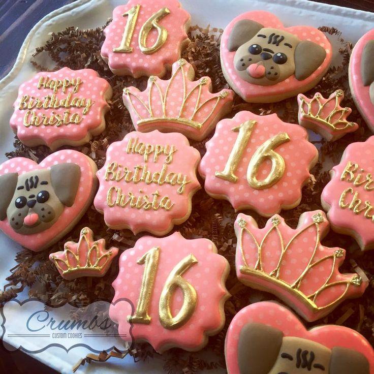 (1) Crumbs - Custom Cookies - Timeline