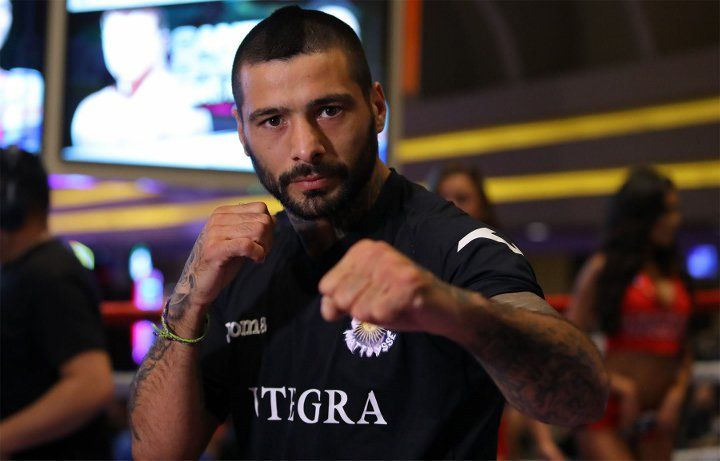 LUCAS 'LA MAQUINA' MATTHYSSE AND JORGE 'EL NINO DE ORO' LINARES TO KICK OFF 2018 WITH A BANG IN TWO WORLD TITLE FIGHTS AT LOS ANGELES' 'FABULOUS' FORUM