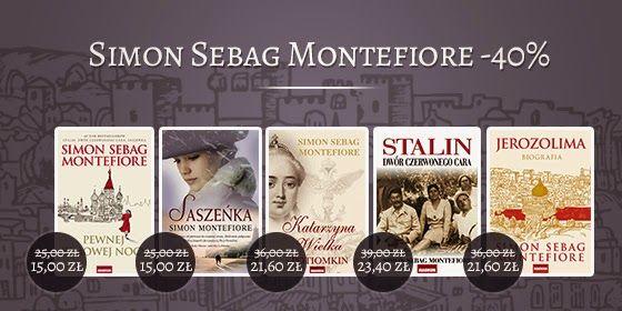 Kupony Promocyjne ePartnerzy.com - ebooki, eprasa, audiobooki - prezenty, promocje, rabaty: Wydawnictwo Magnum – Simon Sebag Montefiore - 40% ...
