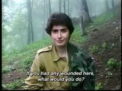 DARK FOREST IN THE MOUNTAINS1993-94 Nagorno Karabakh War Documentary By Roger Kupelian