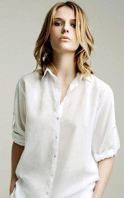 Women shirt summer shirt white shirt t shirt long sleeve shirt for White shirt for ladies