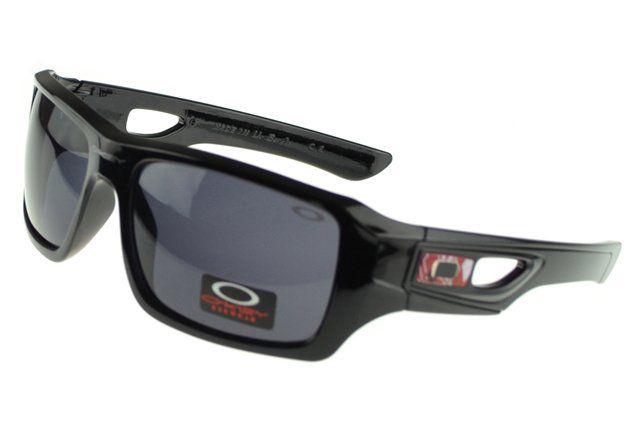 Wholesale Designer Oakley Eyepatch 2.0 Sunglasses Black Frame Gray Lens#Oakley Sunglasses