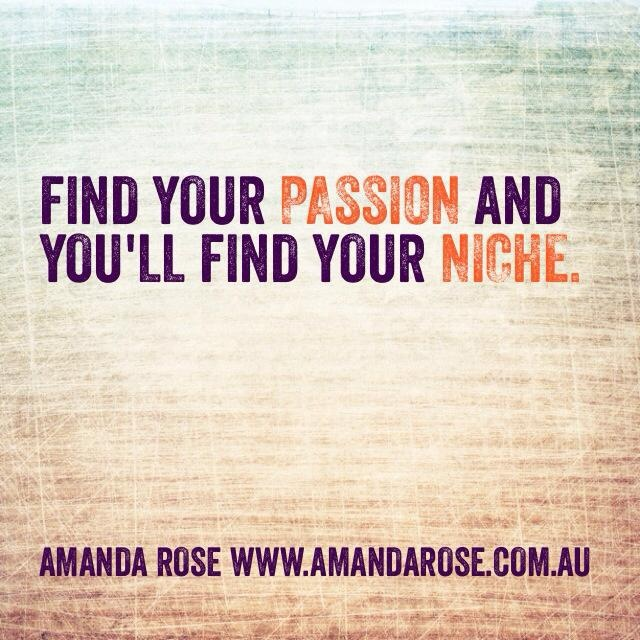 Ever wanted to know your speciality in business? It's your passion. #business