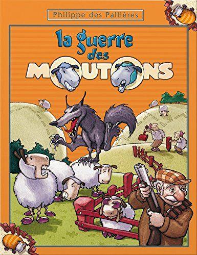 Asmodée – GM01 – La Guerre des Moutons – Jeu de Stratégie: Nombre de joueurs : 2 - 4 joueurs Durée de la partie : environ 30 minutes Valeur…