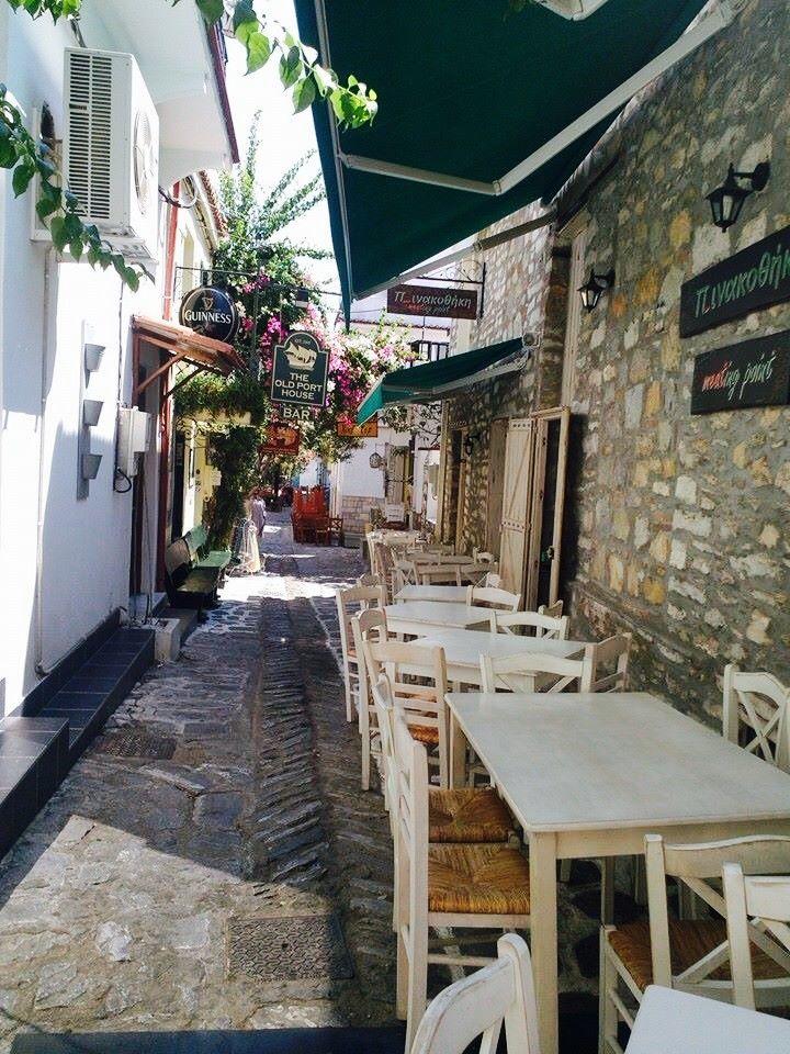 Skiathos Taverns
