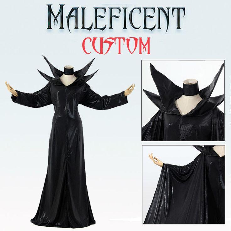 Goedkope cosplay maleficent kostuum donkere heks cosplay koningin kostuum fantasieën vrouwen prinses Halloween kostuums voor vrouwen op maat, koop Kwaliteit kleding rechtstreeks van Leveranciers van China: