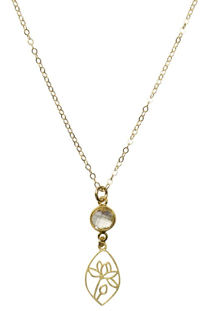 5b351d465 Candace Cameron Bure wears Brooklyn Designs jewelry Faith necklace on  Aurora Teagarden Mystery: Last Scene Alive.