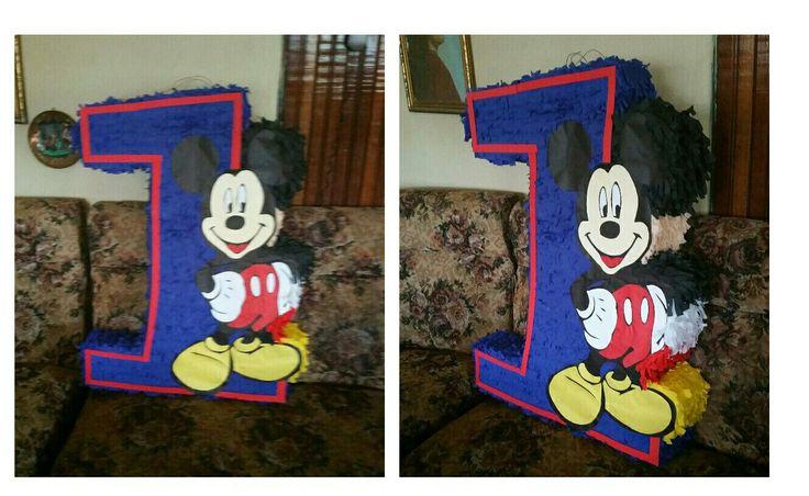 Piñata número 1 de Mickey 20$