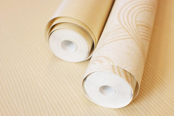 Ribbon and Herringbone Texture