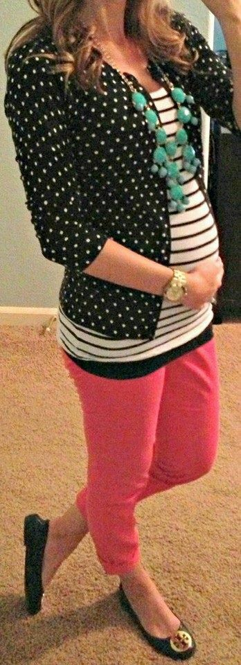 Cute outfit even not maternity