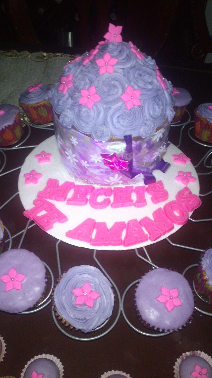 Cupcake Gigante 2