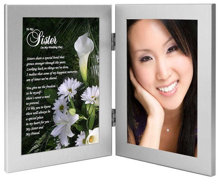 Wedding Gift For Sister Pinterest : about Sister Wedding Gifts on Pinterest Wedding gift for sister ...