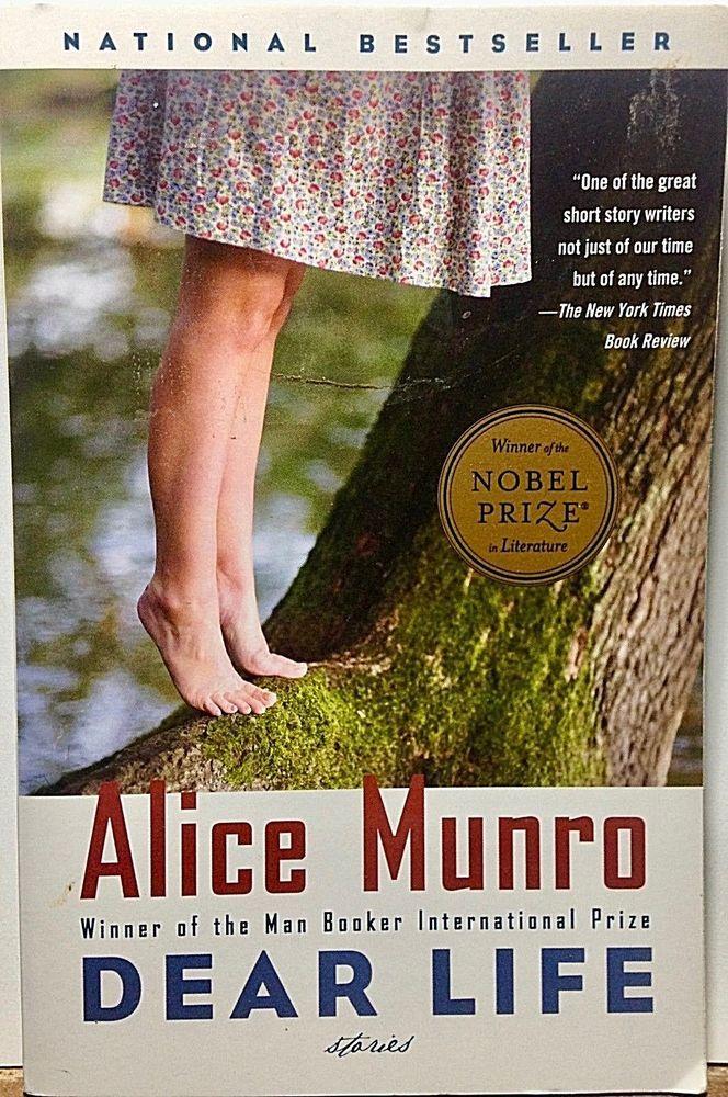 Alice Munro Dear Life 1st Vintage International Short Stories 2013 Pb Alice Munro Great Short Stories Life