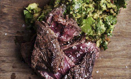 Nigel Slater's flash-fried steak recipe
