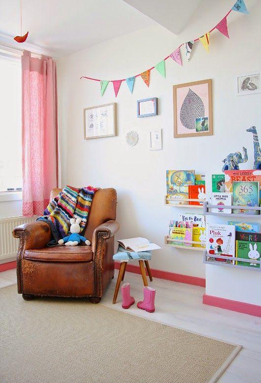 我們看到了。我們是生活@家。: 荷蘭室內設計師Hedda Pier 與先生 Michiel Lenstra位在Hague的家,明亮且充滿細節!