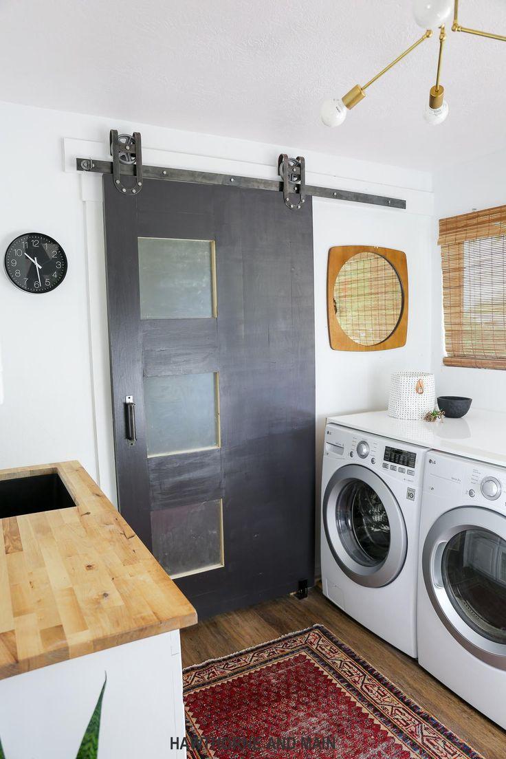 Laundry Room Reveal- One Room Challenge Week 6