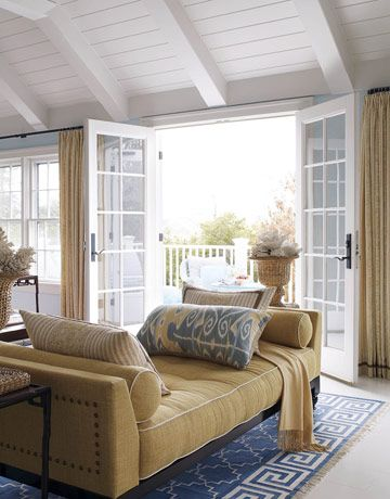 Daybed/French Doors...