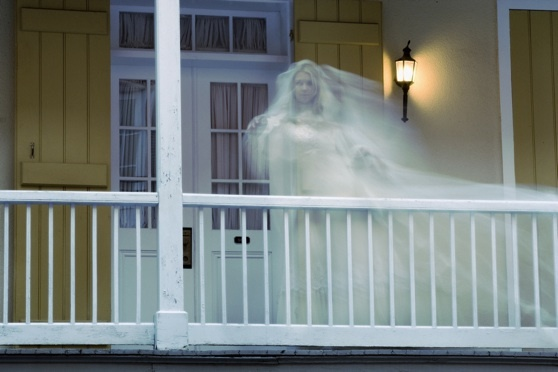 Famous Ghosts and Haunted New Orleans Hotels