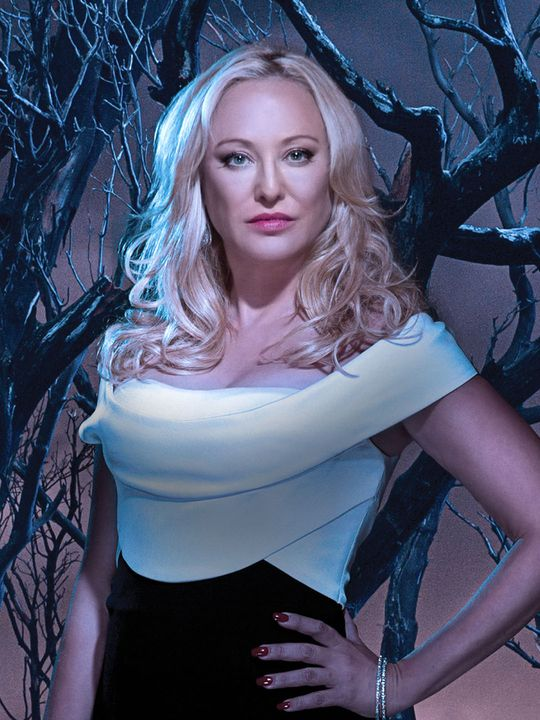 witches of east end   Witches of East End (TV show) Virginia Madsen as Penelope Gardiner