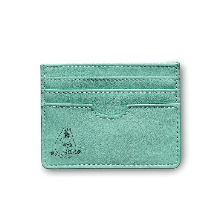 Snorkmaiden and Moomintroll card holder by Addatag - The Official Moomin Shop
