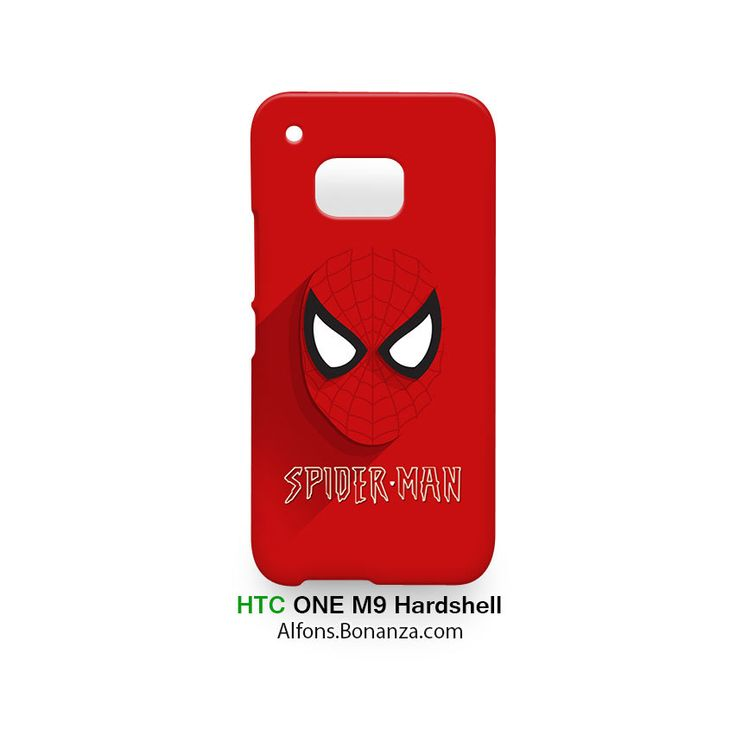 Spiderman Superhero HTC One M9 Hardshell