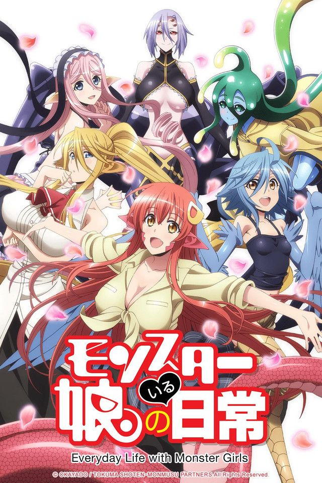 Crunchyroll - MONSTER MUSUME EVERYDAY LIFE WITH MONSTER GIRLS Full episodes streaming online for free