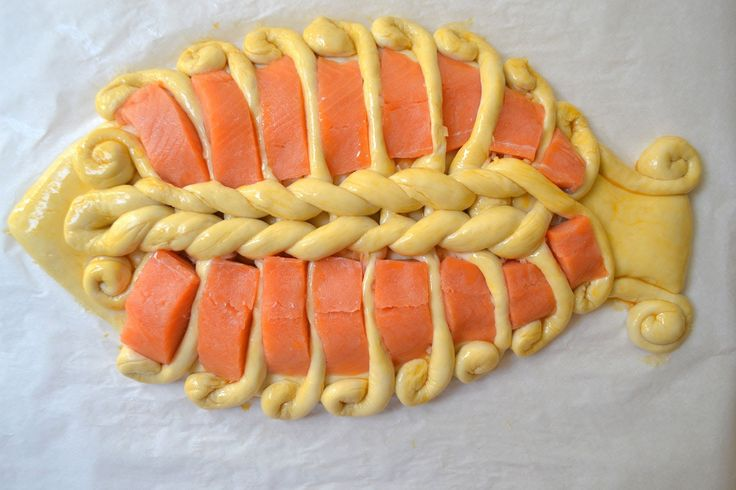 Salmon Pie  Sugarbreads