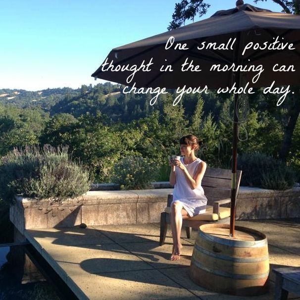 Positiivisia ajatuksia.  http://ellit.fi/muoti-ja-kauneus/annabella-daily/motivaatiota-maanantaille