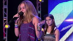 Boot Camp 2 Carly Rose Sonenclar vs Beatrice Miller THE X FACTOR USA 2012 HD - YouTube