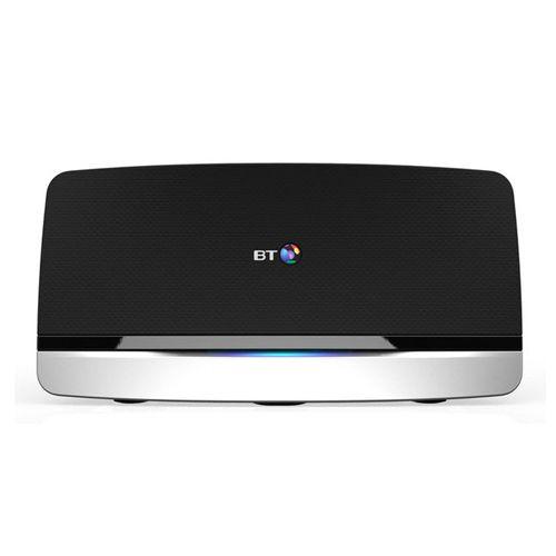 BT Home Hub 4 Dual-WAN Simultaneous Dual-Band Fibre/ADSL2+ WiFi Router (600Mbps N) 076762