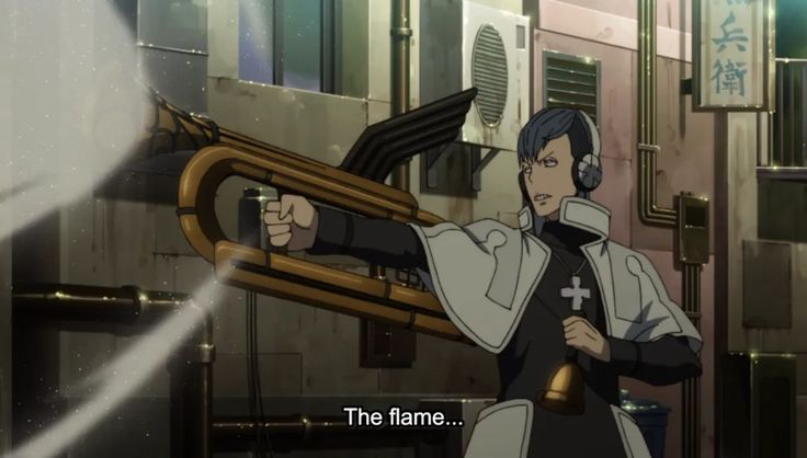Fire Force Episode 9 - Like Brothers - Gallery - I drink ...
