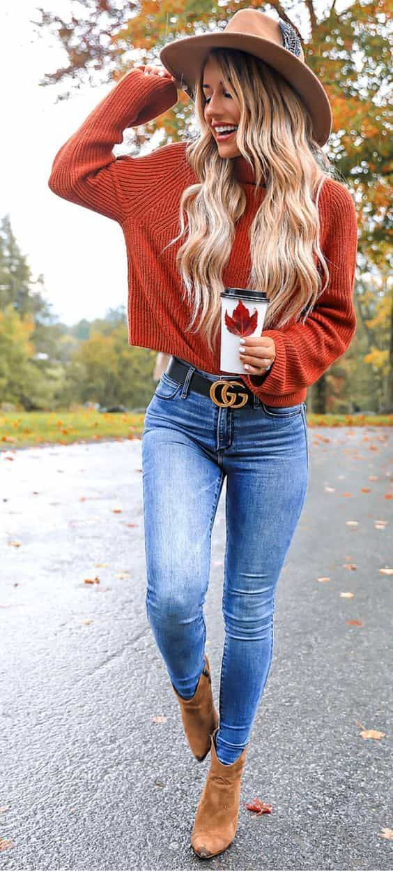 45 Gorgeous Fall Outfits to Shop Now Vol. 2 7